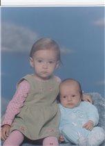 Анжела и Саша
