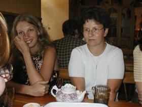 Tank-girl и Тетя Груша