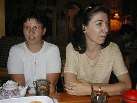 Тетя Груша и П-Оля