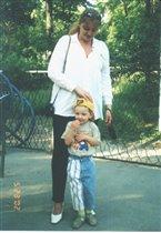 мама Таня (Рыженький) и Сережа.