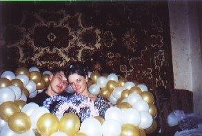 3-ий день свадьбы мы отмечали на даче!