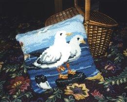 Подушка 'Чайки'