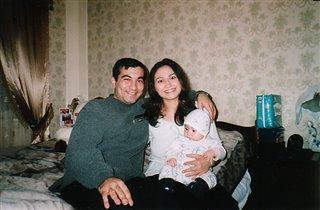 Dad, Mom and Elgiz