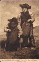 Почтовая карточка 'Испанский сувенир'