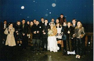 Ах, эта свадьба!!