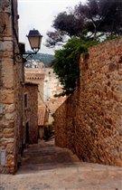 Улочки Каталонии (Испания, Тосса)
