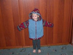 Курточка (рост 104)