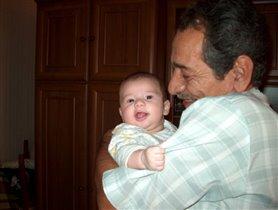 Я и дедушка
