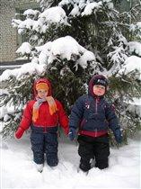 Почти первый снег