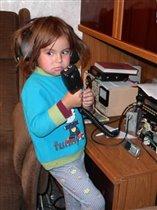 радиолюбитель Алиса