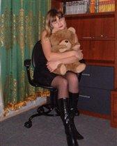 Маришка с мишкой