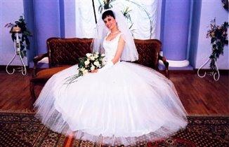 Невеста - цветочек