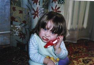 Не мешайте! я по телефону разговариваю!