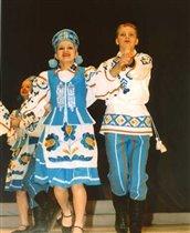 Белорусская полька