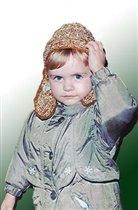 Портрет моей доченьки