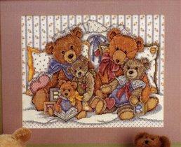 12 Cozy Bears