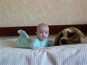 Моя маленькая Маруся 6 месяцев