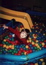 Олеся в шариках