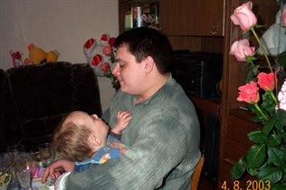Папин друг дядя Леша