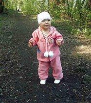 Александра 1 годик