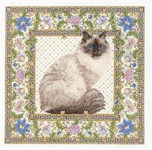 Tapestry Cat (Teresa Wentzler)
