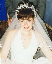 Вот такой меня брали замуж :)