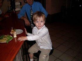 Тусовка в баре