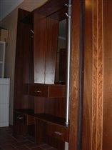Вид от входной двери (попытка)
