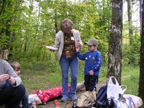 Tanya с сыном