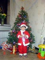 Вот такой я Дед Морозик!
