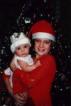 Самые молодые Дед Мороз и Снегурочка!