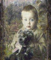 Портрет моего сына Дениса:)