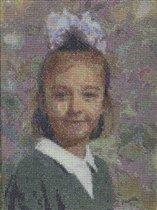 Портрет моей дочери Яны:)
