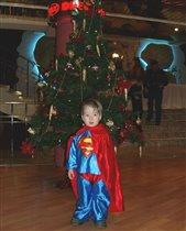 Супермен спешит на помощь!