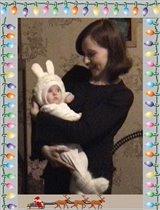 Зайке Маришке 3 месяца
