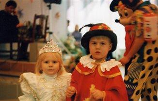 мушкетер и его королева