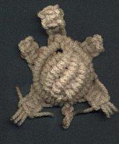 Черепашка (макраме)