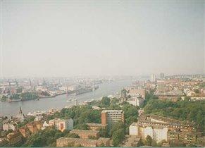 Hamburg von St.Michel