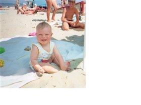 Играем в песочке