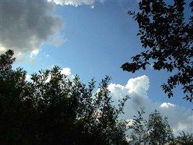 Небо июля