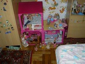 Семейство Барби.
