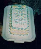 Торт 'Елочка'