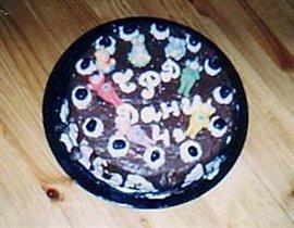 Торт 'Телепузики'