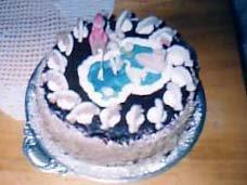 Торт ' Рыбак'