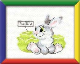 Заяц схема