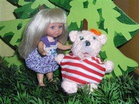 Куколка Лили и Мю