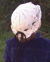 kapelusz - tył