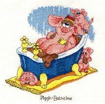 Piggin Bathtime