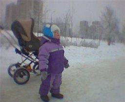 зимний комплект Глория Джинс