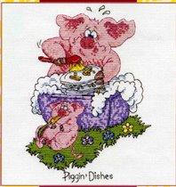 Piggin' Dishes